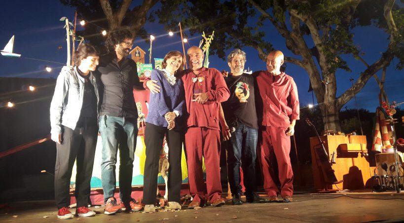 Reconocimiento de la XXXIX Feria Internacional de Títeres de Sevilla a Los Titiriteros de Binéfar
