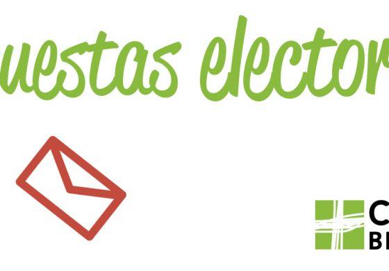 Propuesta electorales de Cruz Blanca Aragón