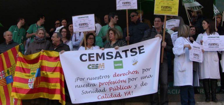 CEMSATSE denuncia que la residencia del IASS «Sagrada Familia» de Huesca lleva un mes sin médico que atienda a sus más de 100 internos dependientes