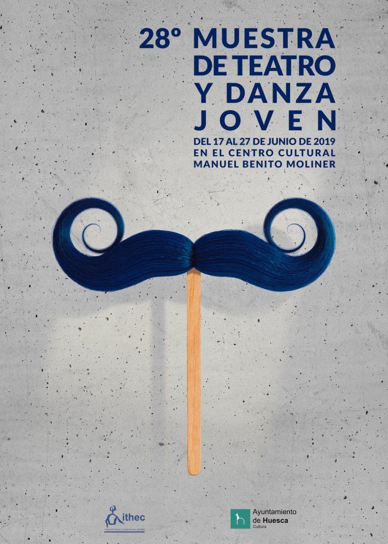 Los Talleres Municipales presentan en la 28ª Muestra de Teatro y Danza Joven de Huesca el trabajo de este curso
