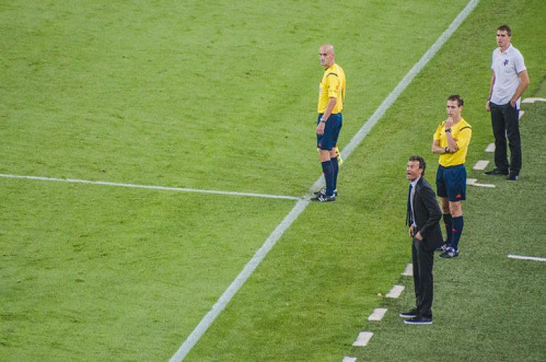 Robert Moreno, nuevo seleccionador español