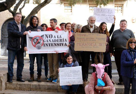 El Ayuntamiento de Loporzano aprueba la moratoria en su municipio para instalar granjas hasta que redacte su PGOU