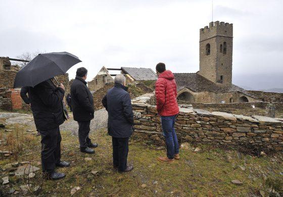 La DPH va a iniciar las obras del acceso rodado a Muro de Roda