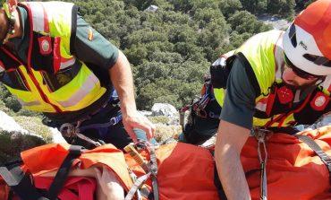 En el día 28 de septiembre se llevaron a cabo 7 rescates en montaña en la provincia