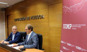 La UMIP toma el pulso a la actualidad y al territorio en la oferta formativa desde su sede en Huesca