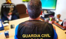 La Guardia Civil de Huesca investiga a dos personas por un supuesto delito de falsedad documental y otro de usurpación de estado civil