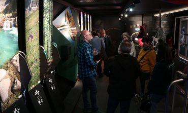 La exposición itinerante del PIRIBUS llega a Aragón