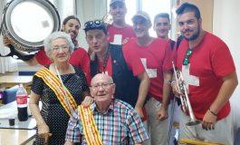 Las residencias comarcales de Tamarite de Litera y Binéfar disfrutan de las fiestas patronales