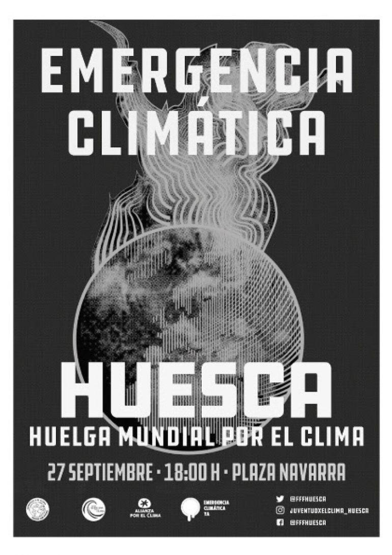 Huelga climática en la provincia