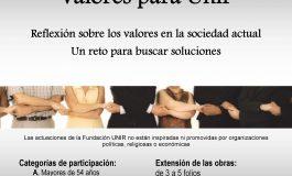 """VII PREMIO INTERGENERACIONAL DE ENSAYO Y RELATO BREVES: TEMA """"VALORES PARA UNIR"""""""