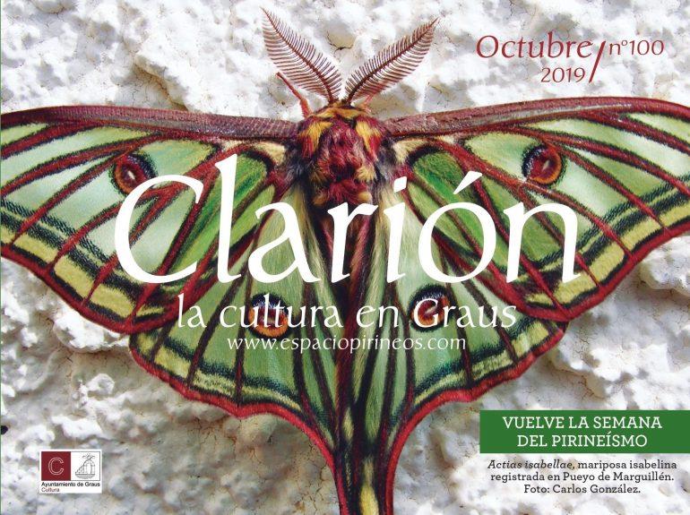 Octubre cultural en Graus / 100 números del 'Clarión'