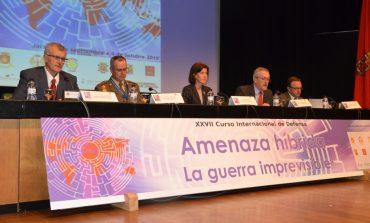 Arranca la segunda jornada del XXVII Curso Internacional de Defensa como foro de debate sobre seguridad y defensa