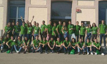 La Caravana Universitaria por el Clima reivindica los Objetivos de Desarrollo Sostenible en La Litera, Cinca Medio y Bajo Cinca