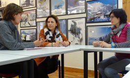 """La candidata de Cs al Congreso por Huesca apuesta por """"el turismo, las infraestructuras y las medidas fiscales"""" como """"motor de desarrollo económico del territorio"""""""