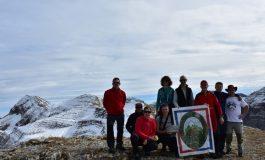 Ascensión al pico de La Moleta