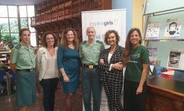 """La Guardia Civil y la Fundación Inspiringirls han celebrado la Jornada """"Vocaciones en Femenino"""""""
