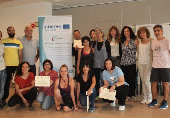 Taller de teatro como herramienta pedagógica organizado a través del proyecto europeo SE CANTO