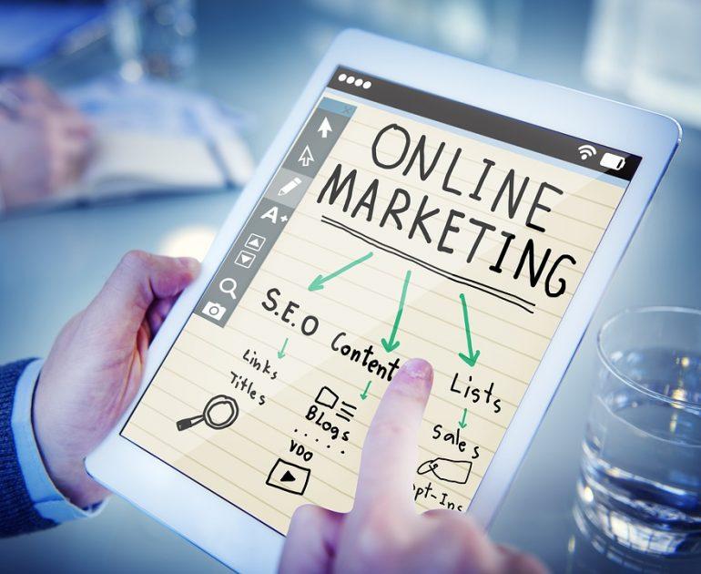 El marketing online como propuesta para reducir la brecha digital empresarial