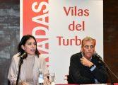 Adriana Maldonado anuncia en las Vilas del Turbón que en el nuevo marco presupuestario que la Unión Europea aprobará en diciembre, los fondos para la lucha contra la despoblación serán una prioridad