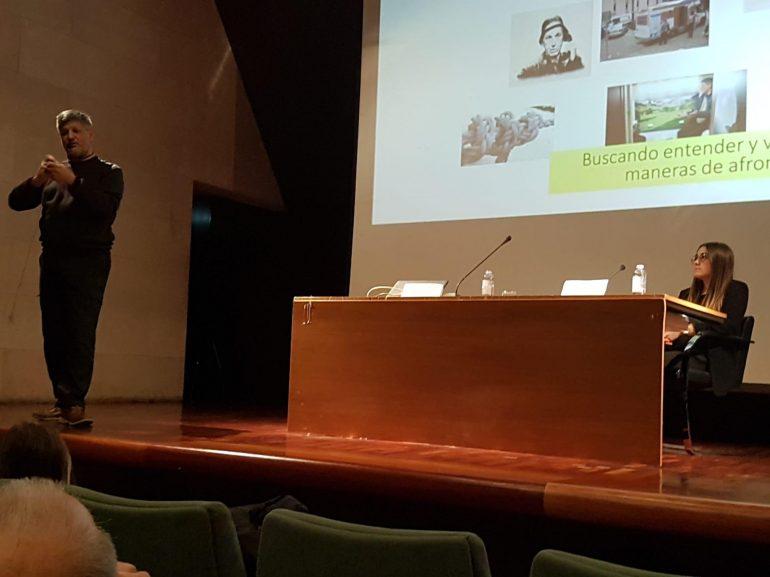 Hoy y mañana Sesiones de escucha individualizadas, gratuitas y anónimas en una Unidad Móvil de Huesca