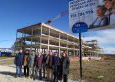 La nueva residencia de mayores de Huesca espera abrir sus puertas en verano de 2020
