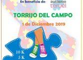 Torrijo del Campo donará íntegramente los beneficios de su IV Marcha Solidaria a la Asociación de Autismo Teruel