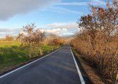 Finalizan las obras de la carretera HU-324 y licitada la mejora de abastecimiento y pavimentaciones en Apiés (Huesca)