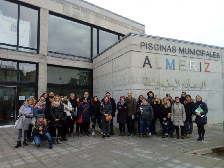 Aprendiendo a evaluar la accesibilidad cognitiva en Huesca