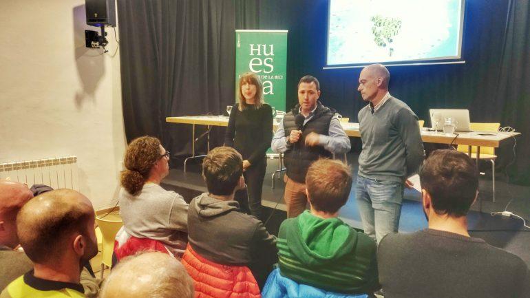 TuHuesca vuelve a unir al sector de la bici