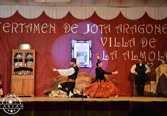 """El próximo lunes, 13 de enero, se abren las inscripciones para el VI Certamen de jota aragonesa """"Antonio Javier Taulés, Villa de La Almolda"""""""