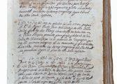 La Diputación Provincial de Huesca adquiere el libro de actas de la Cartuja de las Fuentes
