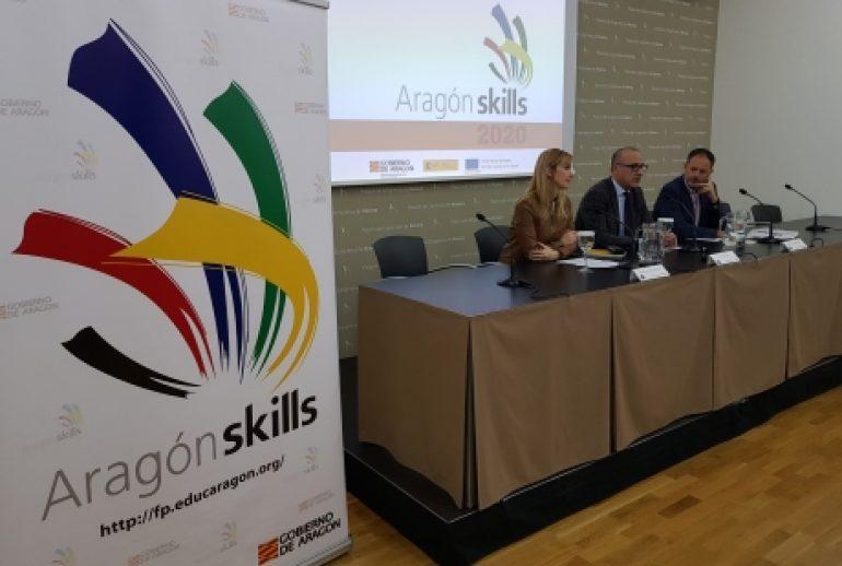 Más de 120 alumnos competirán en Huesca por ser los mejores de sus especialidades de Formación Profesional