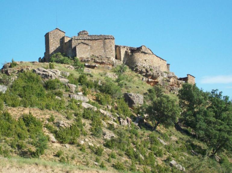 Tres monumentos de Huesca entran en la lista roja