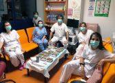 Bocados de solidaridad son sabor a estrella Michelin como agradecimiento a los sanitarios del Hospital San Jorge de Huesca