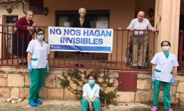 """""""No nos hagan invisibles"""", nueva campaña de Larez, voz de la dependencia"""