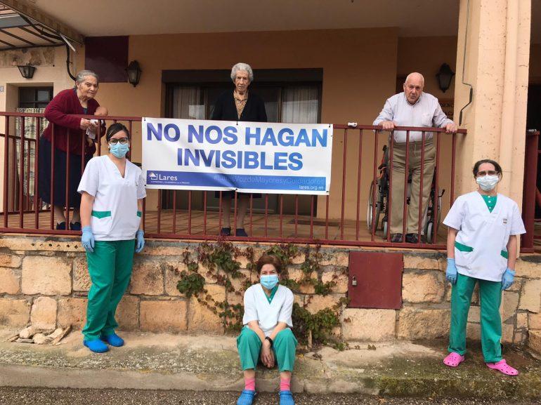 «No nos hagan invisibles», nueva campaña de Larez, voz de la dependencia