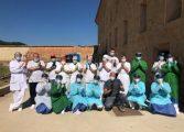 Cruz Blanca agradece las ayudas recibidas durante la gestión de la residencia de usuarios en coronavirus en Gea de Albarracín