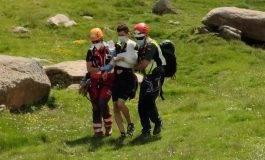 Rescates llevados a cabo por la Guardia Civil de Huesca este fin de semana