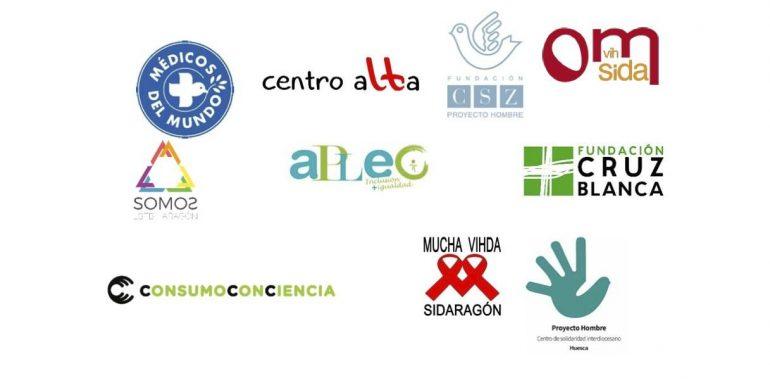 Asociaciones del tercer sector piden al Gobierno de Aragón que convoque las subvenciones para la prevención de drogodependencias y otras adicciones y de VIH/Sida