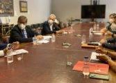 El Gobierno de Aragón apuesta por el comercio de Huesca