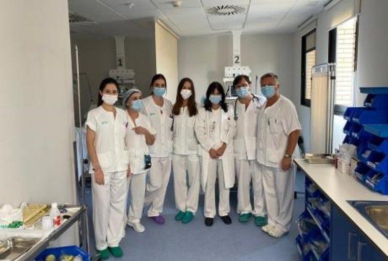 El Clínico cuenta con una nueva Unidad de Ictus que podrá atender a 400 pacientes al año
