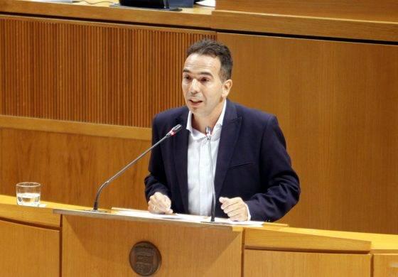 """GUERRERO (PAR) PIDE A LA GENERALITAT DE CATALUÑA QUE DEJE DE """"MAREAR LA PERDIZ"""" Y DEVUELVA A ARAGÓN LAS PINTURAS DE SIJENA"""