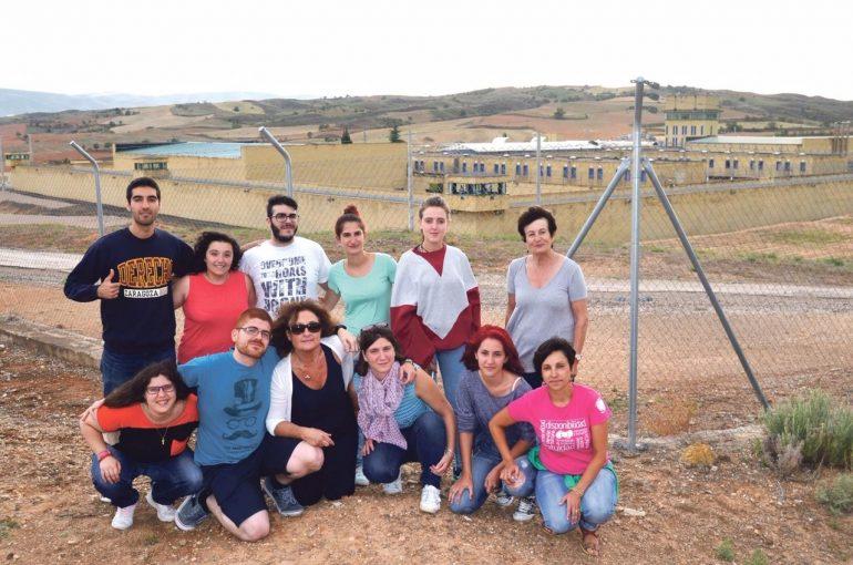 Instituciones Penitenciarias reconoce el servicio de la Iglesia católica en las cárceles de Aragón