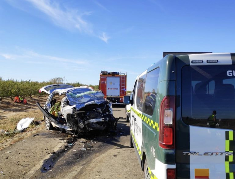 Trágico accidente en Chalamera