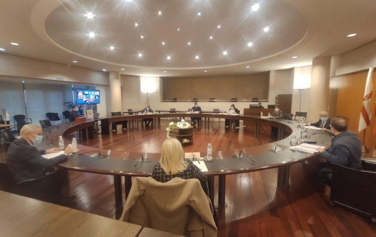El Patronato del Estudio General pedirá a la Universidad de Zaragoza un análisis que concrete las necesidades para implantar en el Campus de Huesca Tercero de Medicina