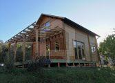 Lidera la compra y construcción de tu cabaña de madera