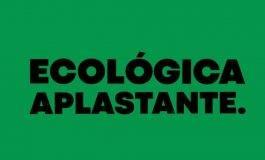 Ecologistas en Acción presenta la campaña Ecológica Aplastante