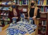 El Colegio de Enfermería colabora con el comercio de Huesca