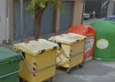 La Comarca del Bajo Cinca retira los contenedores de aceite usado