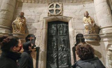 Desaparece el rito de la apertura de la Puerta Santa del Camino de Santiago